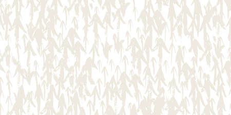 Seamless ARROWS abstract pattern hand painted with ink brush