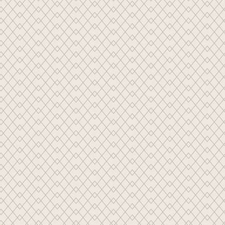 Seamless linear weaving wallpaper. 矢量图像