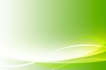 Abstract green background Stock Photo - 5327125