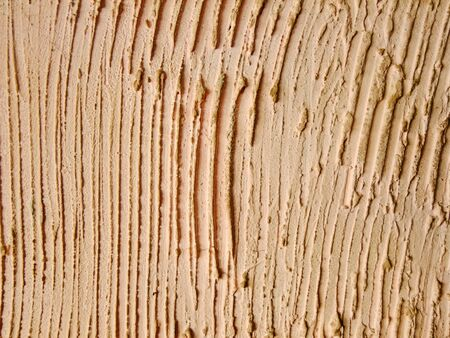 intresting: Brown striped Background of textured Wall