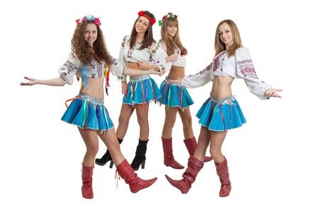 Dance group photo