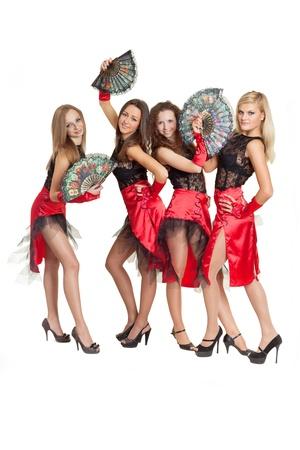 Dance group Stock Photo - 11958873