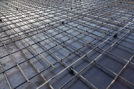 reinforcement metal framework Stock Photo - 14729598