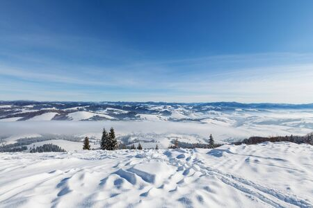Carpathian mountains Stock Photo - 18676151