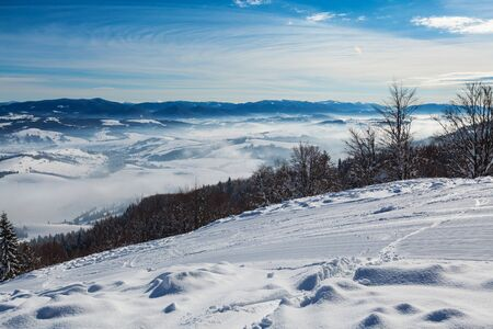 Carpathian mountains Stock Photo - 18686725