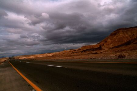 The road to Eilat