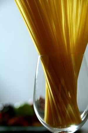 Spaghetti wine