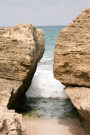 phenomena: stones of the Mediterranean Sea