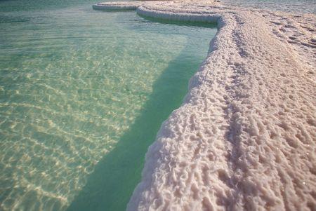 sal do Mar Morto Israel Imagens