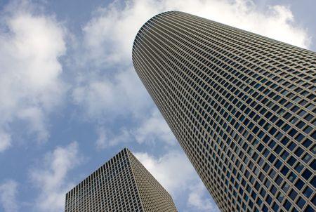 azrieli center: Azrieli center,round building, Tel Aviv, Israel
