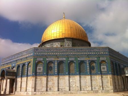 al aqsa: Colorful image of Alaksa al Aqsa  Jerusalem Ramadan days