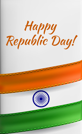 India republic day Ilustrace