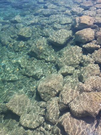 Maltese crystal water.