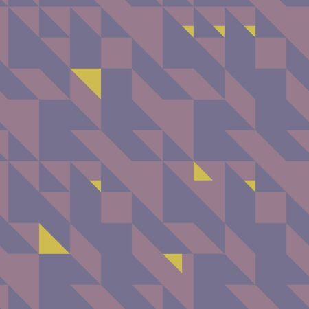 symmetrical: Seamless symmetrical abstract geometric pattern illustration.  Illustration
