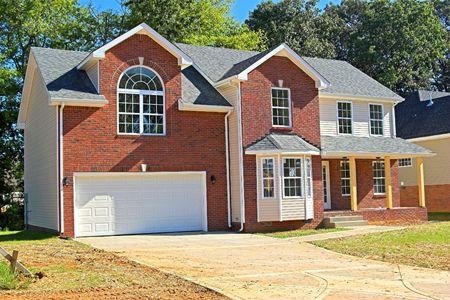 Forsale brand new brick home in new neighborhood photo