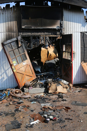 family owned: Family owned hardware store caught on fire overnight, Fire marshall is investigating cause of blaze.