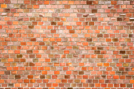 red brick wall as a nicely textured and colorful background