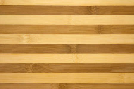 The texture of the bamboo planks, striped  Isolated on white background Stock Photo - 13642761