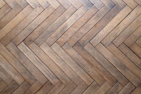 Oude licht houten parket. Achtergrond. Afgezwakt.