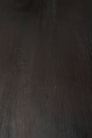 old desk: Texture of old wooden scratched desk. Background. Stock Photo