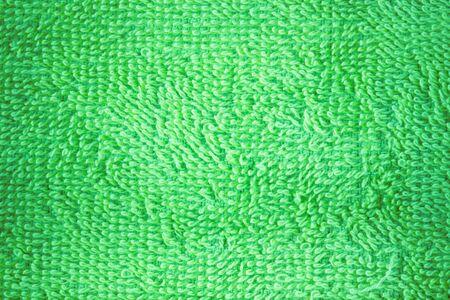 textura: strutturare brillante telo verde per uno sfondo