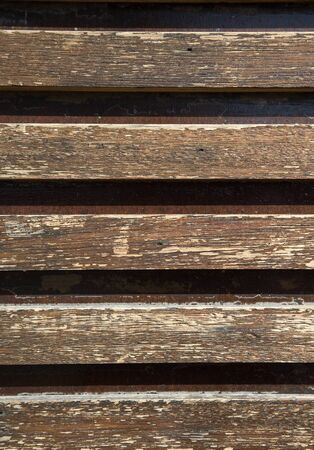 lath in modern: Background of the old of wooden laths.