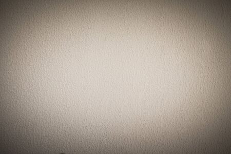 parget: Light plastered wall for background. Close up detale. Toned.