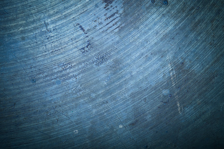 kitchen scraps: Old dirty metal surface for background. Toned.