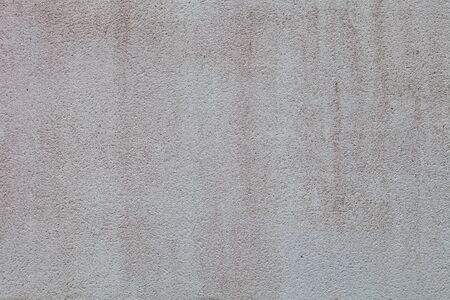 parget: Light plastered wall for background. Close up detail. Stock Photo