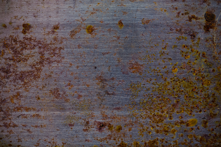 Old dirty metal surface for background. Toned. Imagens - 88856250