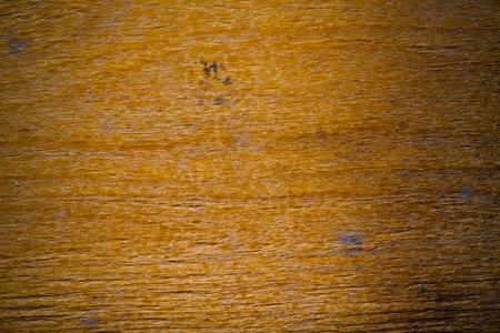 rusty nail: Rough weathered wooden board. Rustic texture for background. Toned.