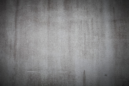 parget: Light plastered wall for background. Close up detail. Toned.