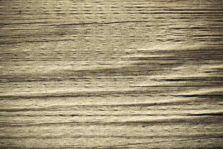 Old wooden table or board for background. Space for text. Toned. Lizenzfreie Bilder