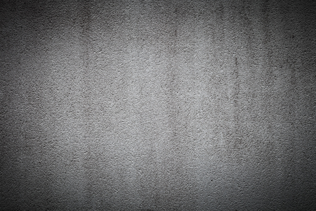 Light plastered wall for background. Close up detail. Toned.