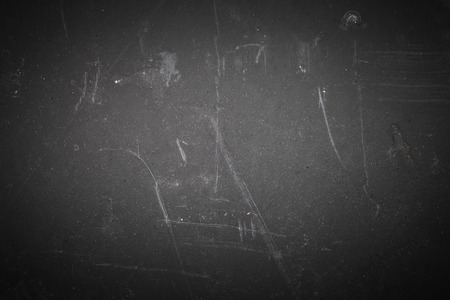 Surface of scratched plastered wall for background. Toned. Stock Photo