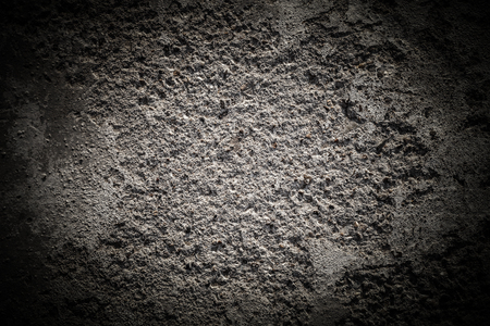 Surface of concrete wall