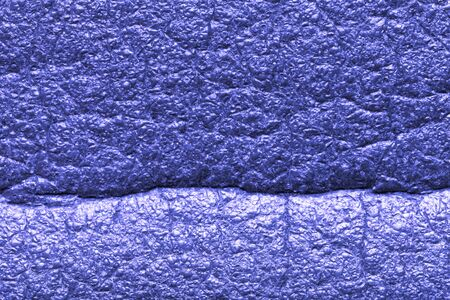 Soft plastic surface for a color background. Violet. Toned.