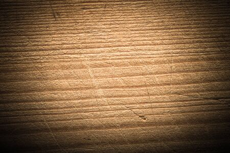 Surface of old textured wooden board for background. Toned. Standard-Bild - 133908172