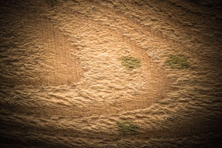 Surface of old textured wooden board for background. Toned. Standard-Bild - 133908177