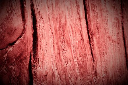 Surface of old textured wooden board for background. Toned. Standard-Bild - 133908198