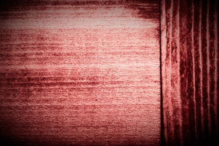 Surface of old textured wooden board for background. Toned. Standard-Bild - 133908213
