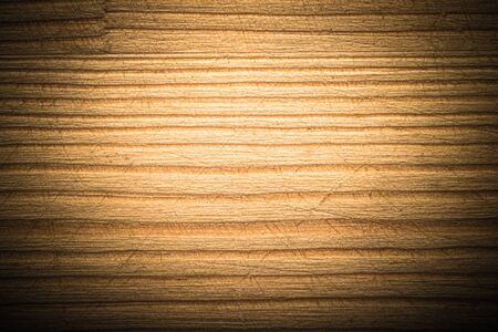 Surface of old textured wooden board for background. Toned. Standard-Bild - 133908278