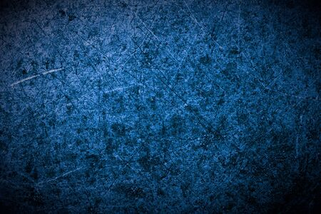 Abstract pattern on old metal textured surface for background. Toned. Standard-Bild - 134726775