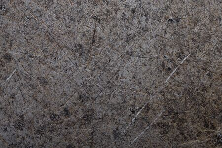 Abstract pattern on old metal textured surface for background. Standard-Bild - 134727395
