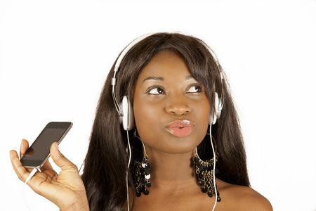 fille noire: Black Girl