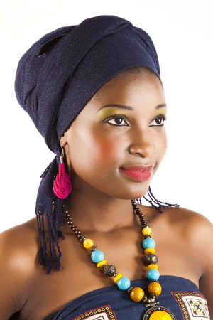 african lady: Mama Africa