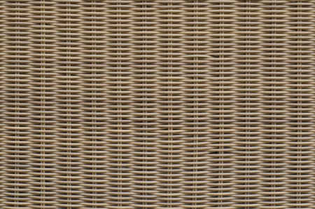 A seamless 3D wicker basket or furniture texture that tiles as a pattern in any direction photo