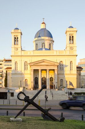 Saint Nicholas of Piraeus ... The largest church in the city. Greece