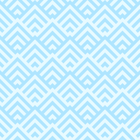 two tone: Pattern stripe seamless sweet blue two tone colors. Chevron stripe abstract background vector. Illustration