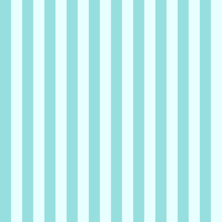 Background pattern stripe seamless vector texture green aqua pastel two tone colors. Wallpaper backdrop vertical striped abstract retro styled. Graphic design geometric shape.